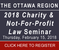 2018 Ottawa Seminar Click to Register